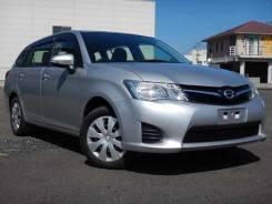 Toyota Corolla Fielder. вариатор, передний, 1.5 (109 л.с.), бензин, б/п. Под заказ