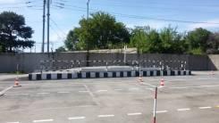 Обучение вождению на автодроме Д О С А А Ф (ГАИ)