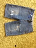 Шорты джинсовые. 52