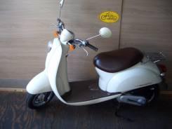 Honda Scoopy. 50 куб. см., исправен, без птс, без пробега