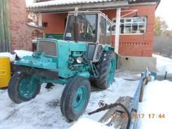 ЮМЗ 6КЛ. Продается трактор ЮМЗ-6 КЛ с плугом