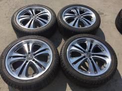 225/45 R18 Michelin X-Ice xi2 литые диски 5х114.3 (L11-13). 7.0x18 5x114.30 ET48