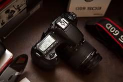 Canon EOS 60D Kit. 20 и более Мп, зум: без зума