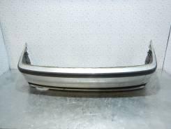 Бампер задний (+4 парктроника, усилитель, 2 демфера, дефект отверстия под выпускную систему 1.9i 8v 118лс) BMW 3 Series (E46)