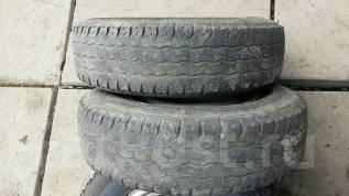 Пара колес на Toyota DYNA Toyoace Hiace 195R15LT на докатку. x15 6x139.70