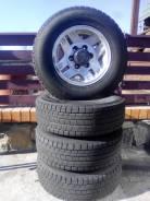 Комплект колёс на литье. x15 6x139.70