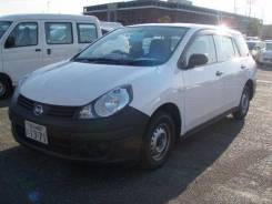 Nissan AD. автомат, передний, 1.5 (109 л.с.), бензин, 76 тыс. км, б/п, нет птс. Под заказ
