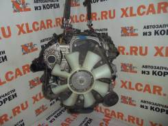 Двигатель в сборе. Hyundai Porter II Kia Bongo. Под заказ