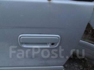 Ручка двери внешняя. Toyota Hilux Surf, KZN185
