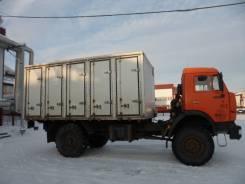 Камаз 4326. Автомобиль Камаз-4326 М.42261 (Продуктовый фургон), 10 850 куб. см., 3 000 кг.