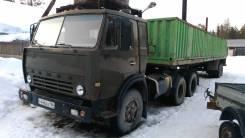 Камаз. Продается КамАЗ с прицепом 1994 г. в. в хорошем состоянии,, 11 000 куб. см., 20 000 кг.