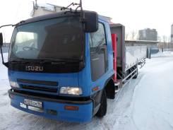 Isuzu Forward. Манипулятор 2005, 7 000 куб. см., 5 000 кг.
