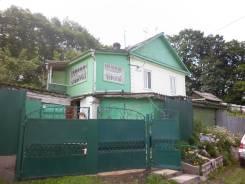 Продам дом на Советской. Советская, р-н Пограничной, площадь дома 57 кв.м., централизованный водопровод, электричество 10 кВт, отопление электрическо...