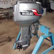Suzuki. 65,00л.с., 2х тактный, бензин, нога L (508 мм), Год: 1999 год