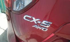 Полка багажника. Mazda CX-5