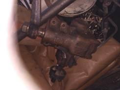 Рулевой редуктор угловой. Nissan Patrol