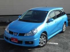 Nissan Wingroad. автомат, передний, 1.5 (109 л.с.), бензин, б/п. Под заказ