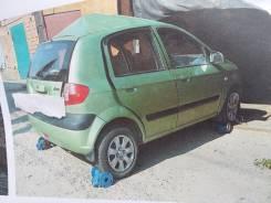 Hyundai Getz. KMHBT51DP9U910994, 9307664
