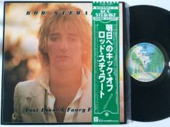Род Стюарт / Rod Stewart - Foot loose & Fancy free - JP LP 1977 винил