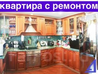 3-комнатная, улица Калинина 105. Чуркин, агентство, 67 кв.м.