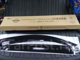 Ветровик. Toyota Passo, QNC10, KGC15, KGC10 Двигатели: K3VE, 1KRFE