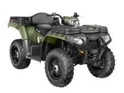 Polaris Sportsman X2 550. исправен, есть птс, без пробега