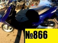 Honda Dio AF68. 50 куб. см., исправен, птс, без пробега