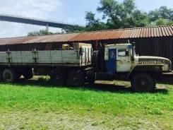 Урал 375. Продаю седельный тягач УРАЛ-375,, 9 800 куб. см., 21 000 кг.