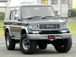 Toyota Land Cruiser. автомат, 4wd, 3.0, дизель, б/п, нет птс. Под заказ