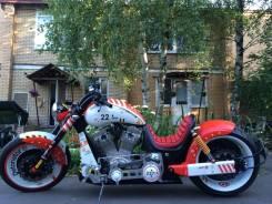 Harley-Davidson. 2 000 куб. см., исправен, птс, с пробегом