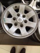 Toyota Hiace. 6.0x15, 5x139.70, ET29, ЦО 68,0мм.
