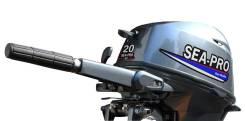Sea-Pro. 2х тактный, бензин, нога S (381 мм)