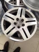 Volkswagen. 6.0x15, 5x100.00, ET38, ЦО 58,0мм.