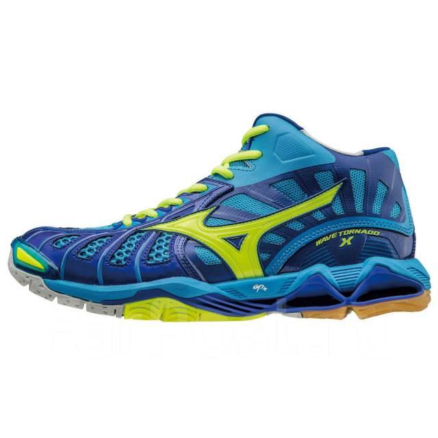 кроссовки для волейбола Mizuno Wave Tornado X Mid другое во