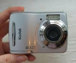 Kodak Easyshare C122. 8 - 8.9 Мп, зум: 5х