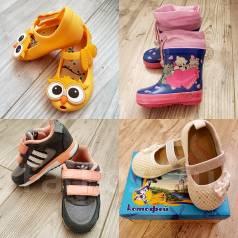 Обувь. 21, 22