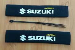 Неопреновые гофры Acerbis Suzuki Черный с белым