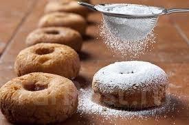 Пудра сахарная.