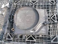 Радиатор охлаждения двигателя. Hino Dutro