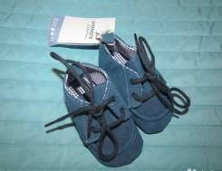 Пинетки-ботинки. 20. Под заказ