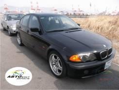 BMW 3-Series. E46, M52 TU
