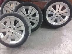 Продам отличные зимние колёса. 7.0x17 4x100.00 ET38 ЦО 65,0мм.