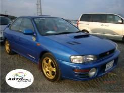Subaru Impreza WRX. CG8, EJ208