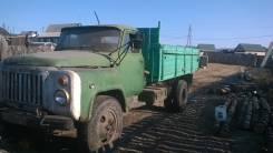 ГАЗ 53. Газ 53, 4 250 куб. см., 3 500 кг.