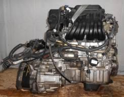 Двигатель в сборе. Nissan: Cube, Sunny, Micra, March, Cube Cubic, Note, Micra C+C Двигатель CR14DE