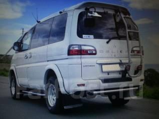 Mitsubishi Delica. автомат, 4wd, 3.0 (140 л.с.), бензин, 3 тыс. км, нет птс