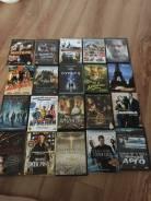 Диски с фильмами 20 шт