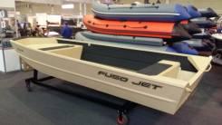 Алюминиевая моторная лодка FusoJet Fish-480