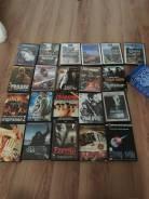 Диски 21 шт с фильмами