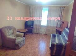 1-комнатная, улица Тухачевского 44. БАМ, агентство, 30 кв.м. Комната